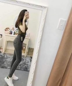 quan jeans giay xam 1